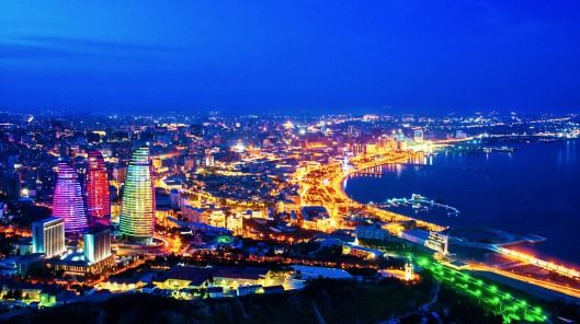 Baku by Night
