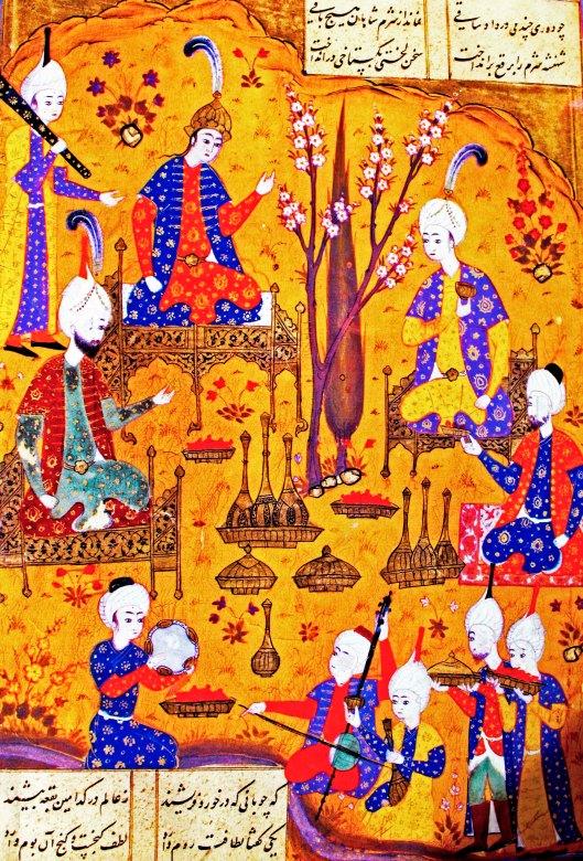Nizami Ganjavi, 16th Century