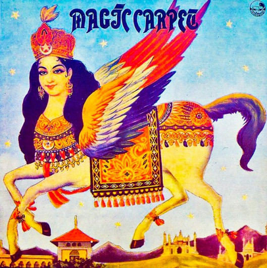 Magic Carpet - Magic Carpet (1972)