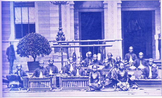 XIX Century Gamelan