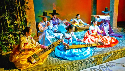 Traditional Music Ensemble