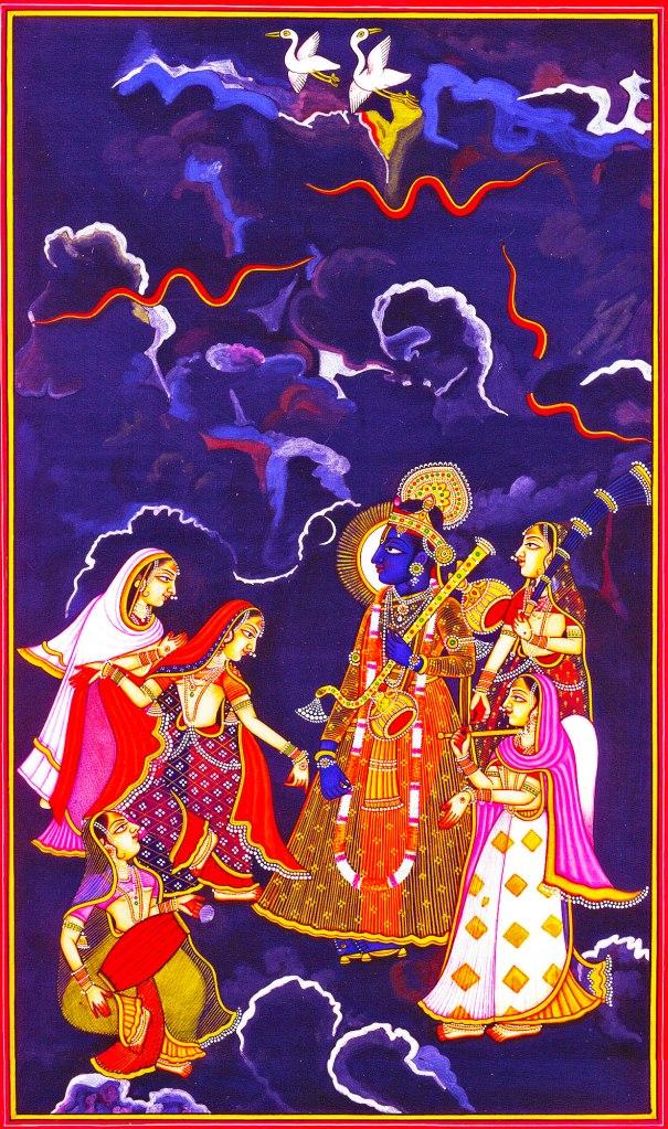 Raga Megha, Kailash Raj