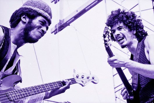 Santana, Live At Woodstock, 1969