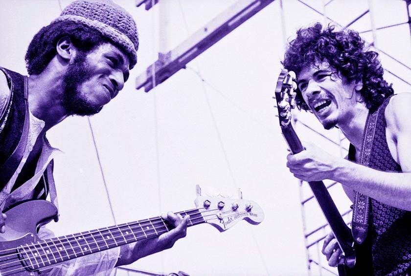 Santana, Live At Woodstock, 1969