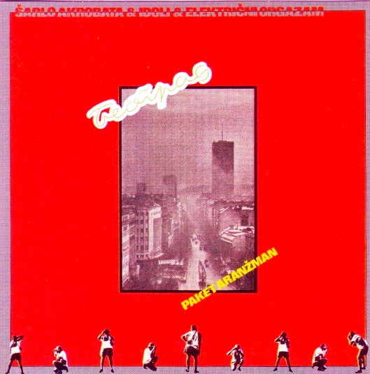 Paket Aranžman (Compilation), 1981