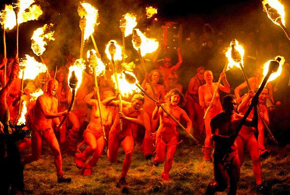 Beltrane Fire Festival