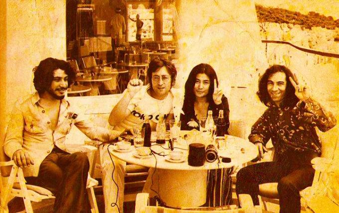 Arda Uskan, John & Yoko, Erkin Koray