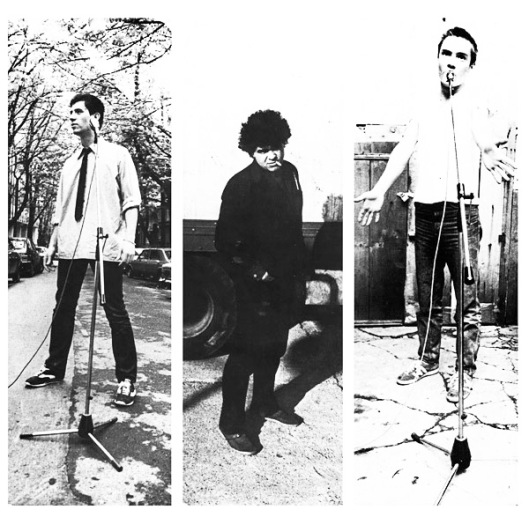 Milan, Koja & Ivan = Šarlo Akrobata