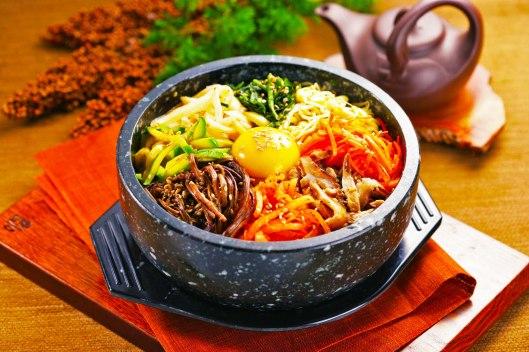 Bibimbap (Korean Cuisine)