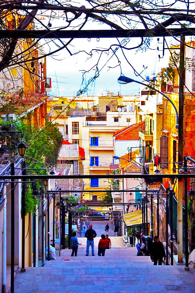 Beirut's Neighborhood