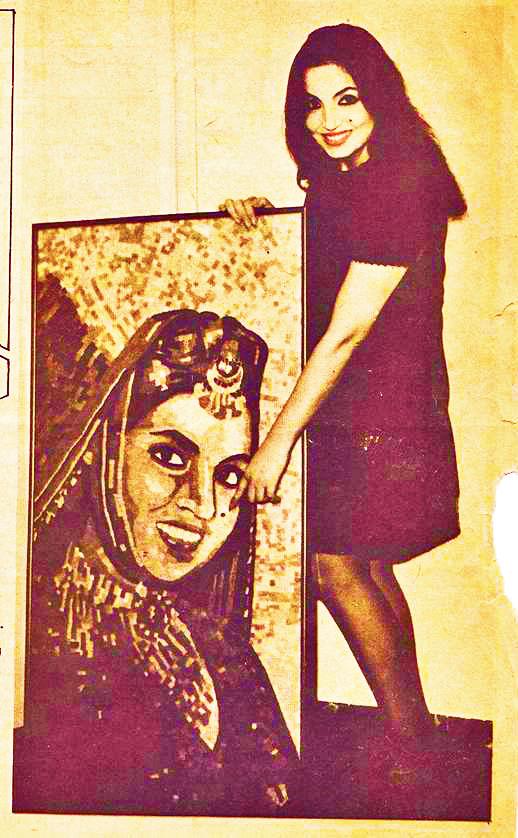 Samira Tawfik, 60's