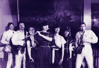 Elektra – Keegi(1981)